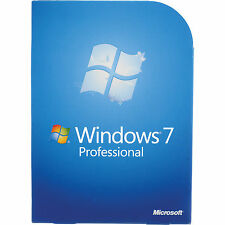 Windows 7 Professional 32/64 bit produit d'Activation Clé de licence ferraille PC