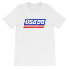 1988 USA Olympics Seoul Calgary Shirt