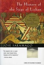 Jose Saramago The History of the Siege of Lisbon
