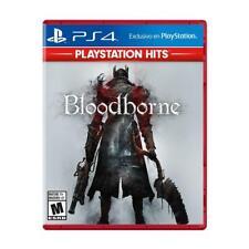 Bloodborne (PlayStation Hits) PS4 (Sony PlayStation 4, 2015) Brand New