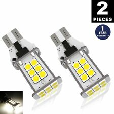 LUYED 2 X 1550 Lumens Extremely Bright Error Free 921 912 W16W LED Bulbs,White