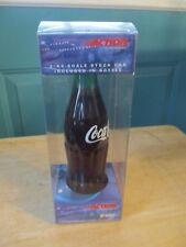 Tony Stewart Action 8 Coca-Cola Bottle Limited Edition Nascar Car in Bottle