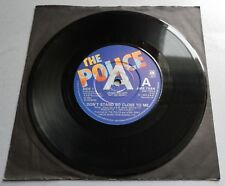 """The Police - Don't Stand So Close To Me UK 1980 Promotional A&M 7"""" Single"""
