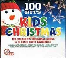 Various Artists - 100 Kids Christmas Dmgn100094 CD