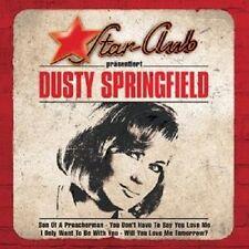 "DUSTY SPRINGFIELD ""STAR CLUB BEST OF"" CD NEW+"