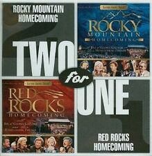 NEW Two for One: Rocky Mountain / Red Rocks Homecoming (Audio CD)