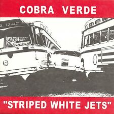 "COBRA VERDE / LOTION - SPLIT 7"" - GUIDED BY VOICES COVERS! - 1995 - WHITE VINYL!"