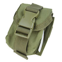 NEW CONDOR MA15-001 Tactical MOLLE Single Frag Grenade Pouch Holster OD Green