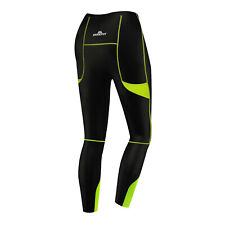 7d0325bd2e811 Ladies Compression Tights+Top Armour Base Layer Gym Fitness Under Suit Set