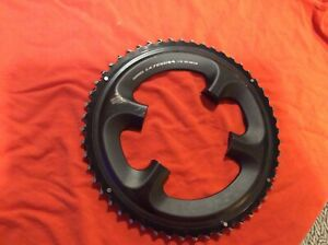 Shimano Ultegra  Chainring 52T (to work with 36t) 4 bolt,110mm ASYM.