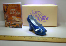 """Just The Right Shoe Raine Willitts Designs """"New Heights"""" 1999 Original Box"""