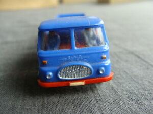 ROBUR Lastzug LKW DDR Spielzeug 1:87  Modell Zeuke Spur H0 Original Plastik