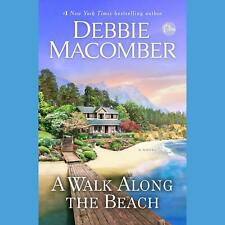 Debbie Macomber A WALK ALONG THE BEACH Unabridged CD *NEW* FAST Ship !
