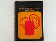 Automotive Electrical Equipment 7th Edition by William H. Crouse, Vehicle Auto