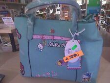 Borsa grande Hello Kitty con manici + tracolla