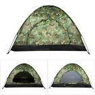 Outdoor Camouflage UV Protection Waterproof One Person Tent for Camping Hiking