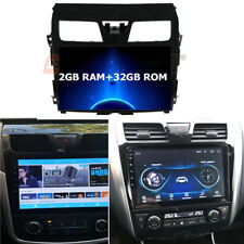 """For Nissan Altima 13-15 10.1"""" Android 9.1 Radio Stereo GPS Navi 2+32GB w/ Canbus"""