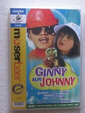 GINNY AUR JOHNNY DVD Hindi movie bollywood India Mehmood baby Ginny