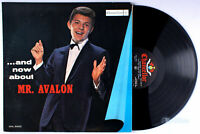 Frankie Avalon - And Now about Mr. (1961) Vinyl LP • MONO •