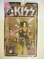 KISS  Paul Stanley  Ultra Action Figure   McFarlane Toys w/collectible album