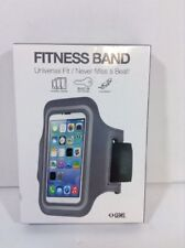 NEW Fitness Band for IPhone, Gray.  Univeral Fit