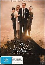 The SMELL of SUCCESS (Billy Bob THORNTON Tea LEONI Ed HELMS) Comedy DVD Reg 4