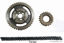 GM SBC V8 CHEVY HD DOUBLE ROLLER TIMING CHAIN SET 5.7L 283 305 327 350 383 400