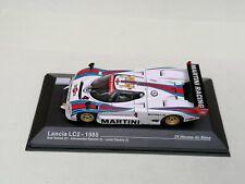LANCIA LC2 MARTINI RACING - 24H LE MANS 1985 - MARTINI - ALTAYA 1/43 - NEW