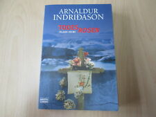 Arnaldur Indridason - TODESROSEN - Island Krimi - TB - Bastei - (15948)