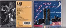 Clark Terry - Live at the Village Gate Live Recording 1991 Jazz CD jz4.19