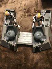 Star Wars Clone Wars AT-TE Rear Back Cannon Missile Launcher Diorama Part Custom