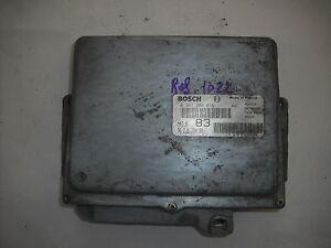 calculateur bosch 0261204016 MA3.0 9622677480 ( ref 1022)