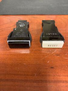 Molex 6 Volt 2 AMPP 125 VAC REVERSE Push Button