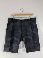 Fox Racing Camo Shorts Size: 34 Pockets Gray Black NWT Motocross