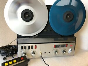 Revox A-77 reel to reel with Remote Control Original
