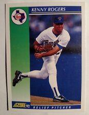 1992 Score Baseball cards pick any 30 cards
