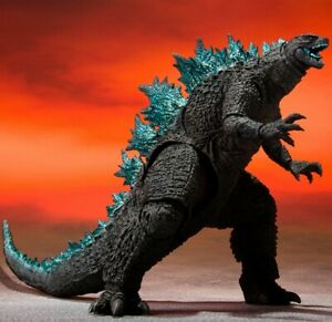 S.H.MonsterArts GODZILLA from Movie GODZILLA VS. KONG (2021) BANDAI Pre-sale