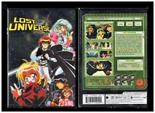 Lost Universe - Complete Anime Series (Brand New 5 DVD Set, 2014)