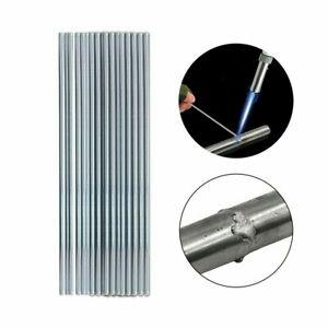 Aluminium Welding Brazing Soldering Low Temp Durafix Easy Weld Rods 50pcs