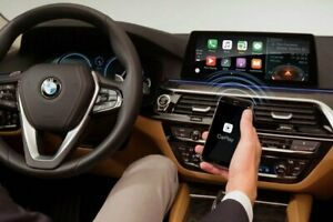 FSC NBT EVO BMW APPLE CarPlay Activation + FullScreen + Video in Motion + MAPS