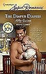 Harlequin Super Romance~The Diaper Diaries By Abby Gaines, Paperback, 2008, NEW