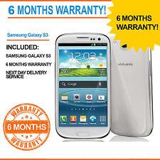 Samsung Galaxy S III GT-I9300 - 16 GB - Marble White (Unlocked) Smartphone