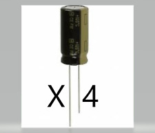 4 1000uf 25v capacitor 4-6s builds Panasonic