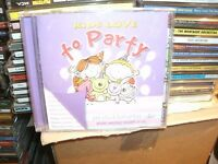 Kids Love to Party by CRS Publishing (CD-Audio, 2010)