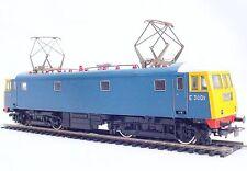 Trix England OO DC ELECTRIC LOCOMOTIVE Type E 3001 Blue-Yellow Nose Nice`68 RARE