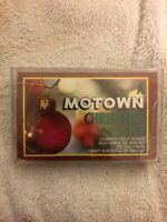 A Motown Christmas Gift CASSETTE Tape-NEW SEALED 8 Songs