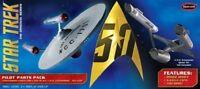Polar Lights 1/350 Star Trek TOS U.S.S. Enterprise Pilot Parts Pack MKA018