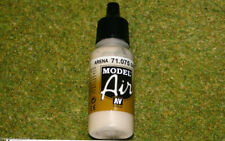 Vallejo Model Air SAND 71075  Acrylic Airbrush Paint 17mls