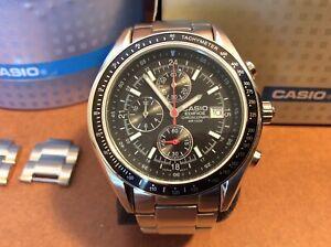 Casio Edifice EF503 Chronograph