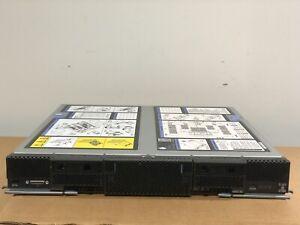 Lenovo FlexSystem x880 X6 Server Two E7-8867V3 2.5GHz 32 Core 512GB 2x SFF